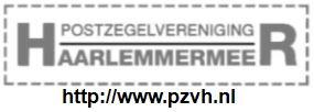 Postzegel Vereniging Hlmrmeer