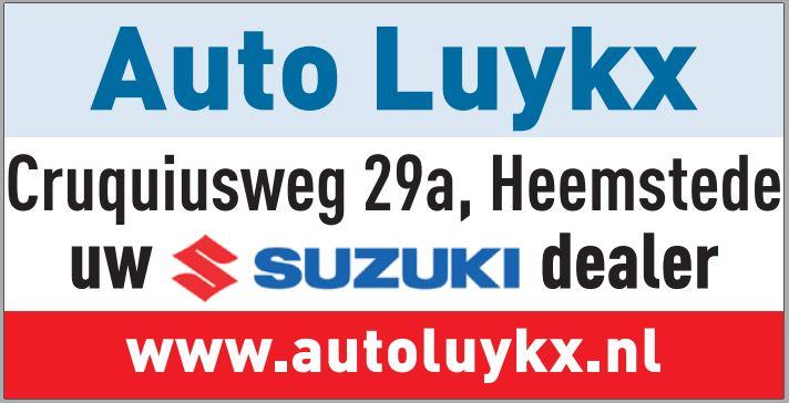 Naar website Auto Luykx